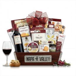 Houdini Napa Valley Cabernet Wine Basket
