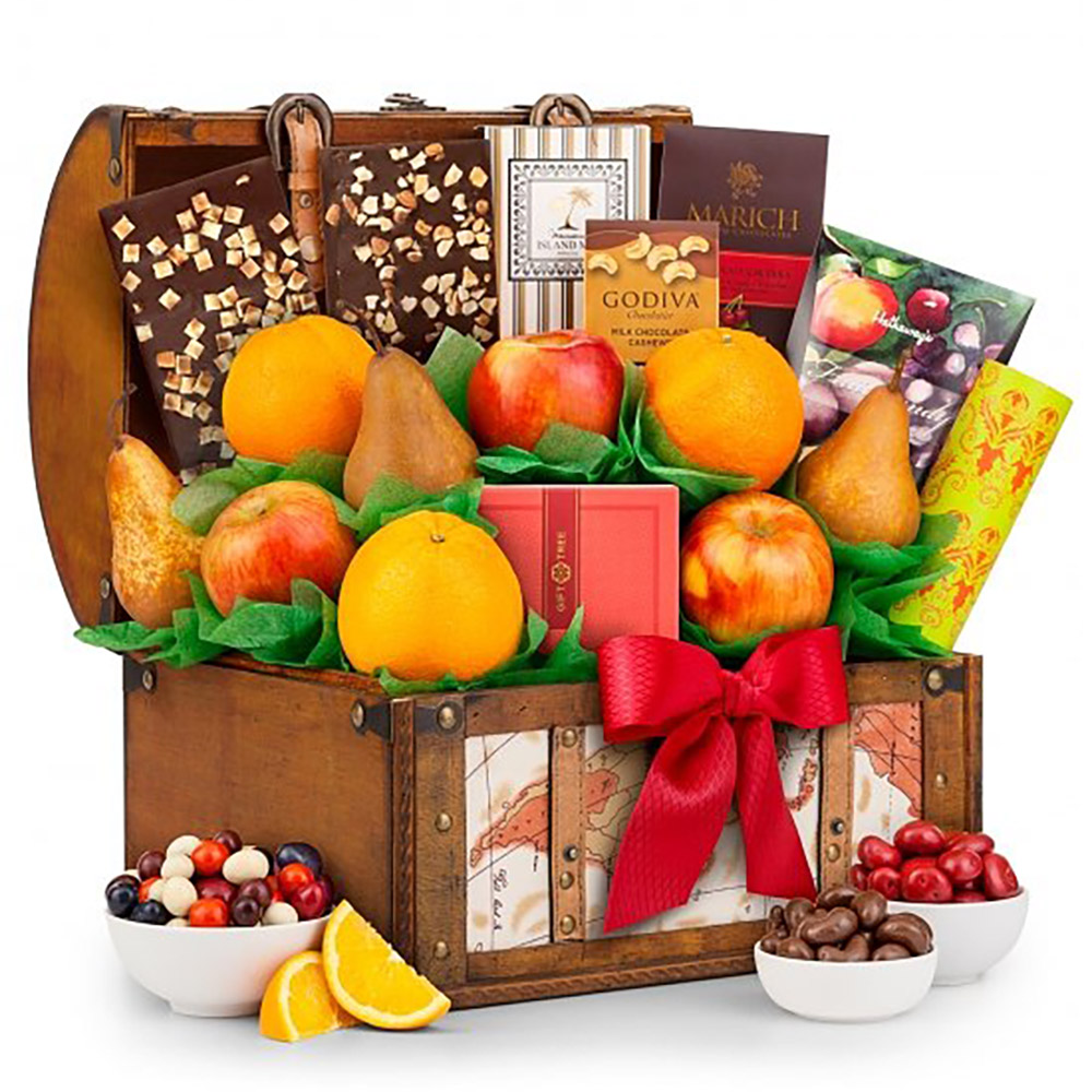 Premium Fruit and Gourmet Treasure