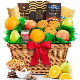 Five Star Premium Grade Fruit Basket