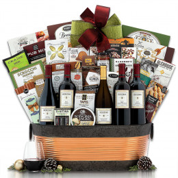Houdini Napa Valley Collection Gift Basket