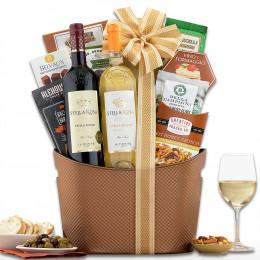 Stella Rosa Semi Sweet Wine Gift Basket