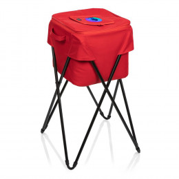 Custom Camping Party Cooler with Stand