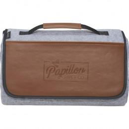 Custom Field & Co.® Padded Picnic Blanket