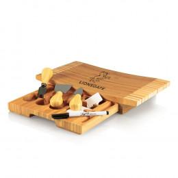 Custom Engrave Concavo Cheese Board Set
