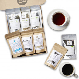 Coffee and Tea Gift Box