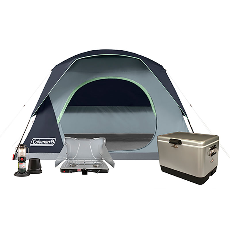 Coleman Classic Camping Package