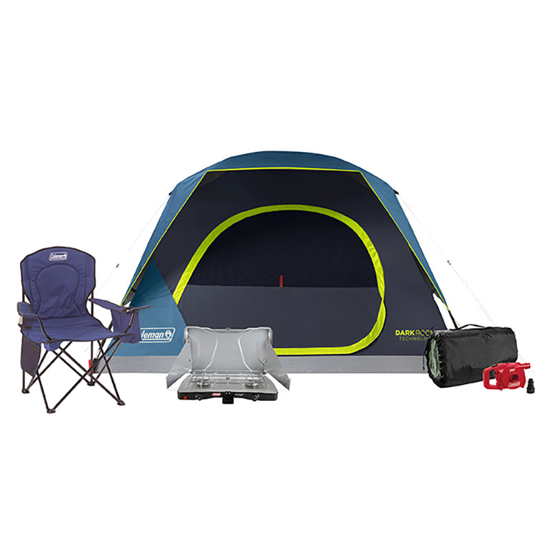 Coleman Advanced Camping Package
