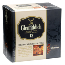 Glenfiddich Whisky Cake Box
