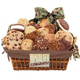 Bakery Basket - Congratulations