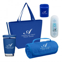 Custom Comfort and Care Deluxe Kit