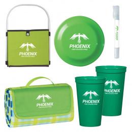 Custom Deluxe Picnic Accessories Kit