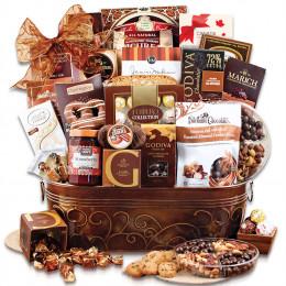 Ambassador Gourmet Gift Basket