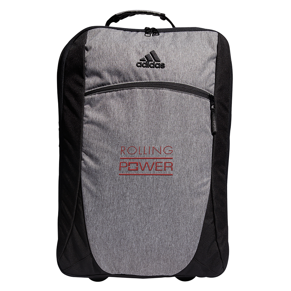 Adidas Custom Rolling Travel Bag