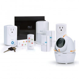 Complete Wireless Security System Kit