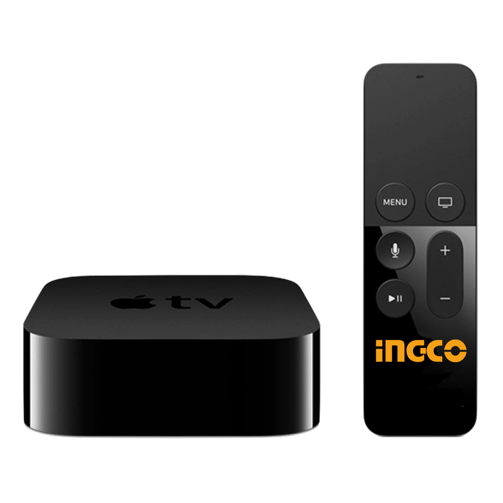 Custom Apple TV with 4K 32GB
