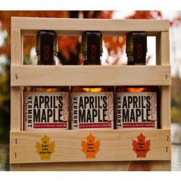 April's Maple Syrup Sampler