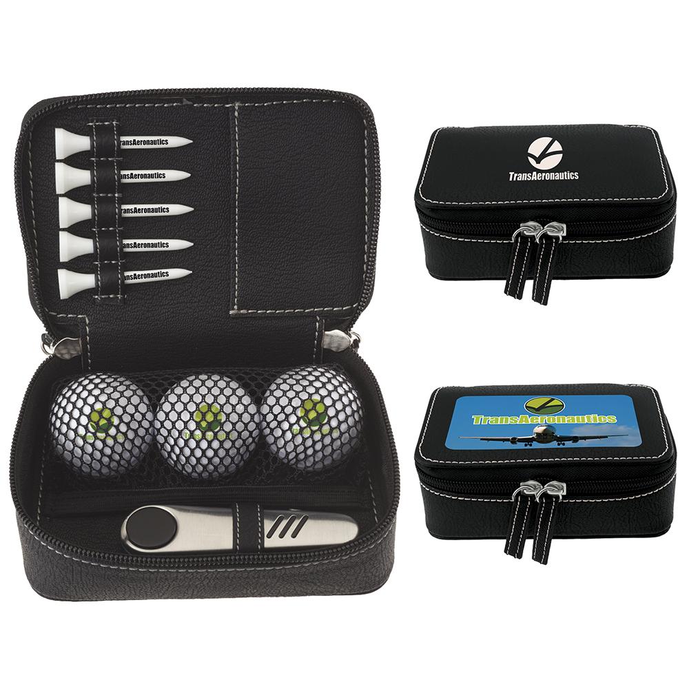 Custom Zippered Golf Gift Kit - Callaway® Warbird® 2.0