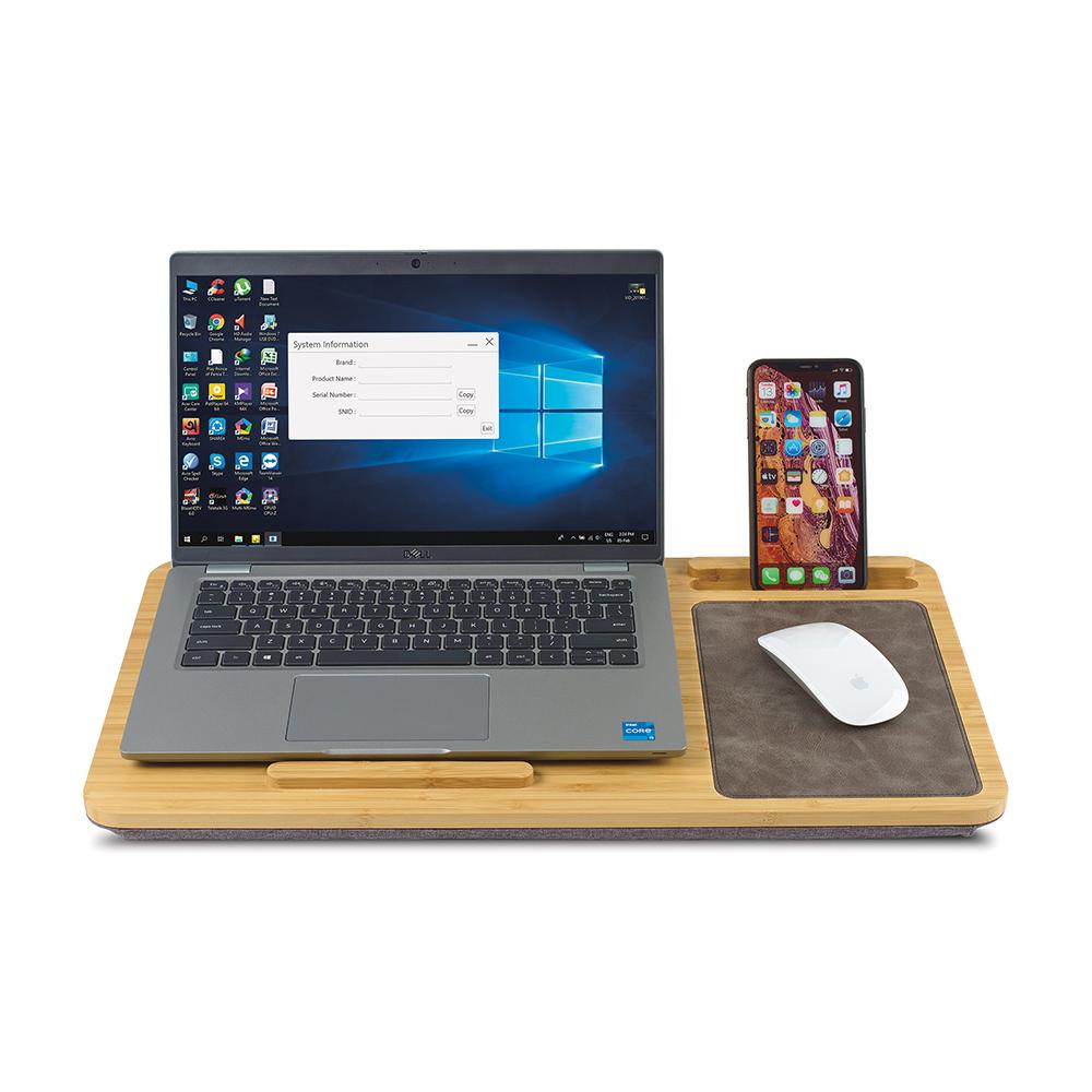 Auden Bamboo Custom Lap Desk