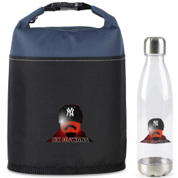 Custom Taylor Cooler and Tritan Bottle Set