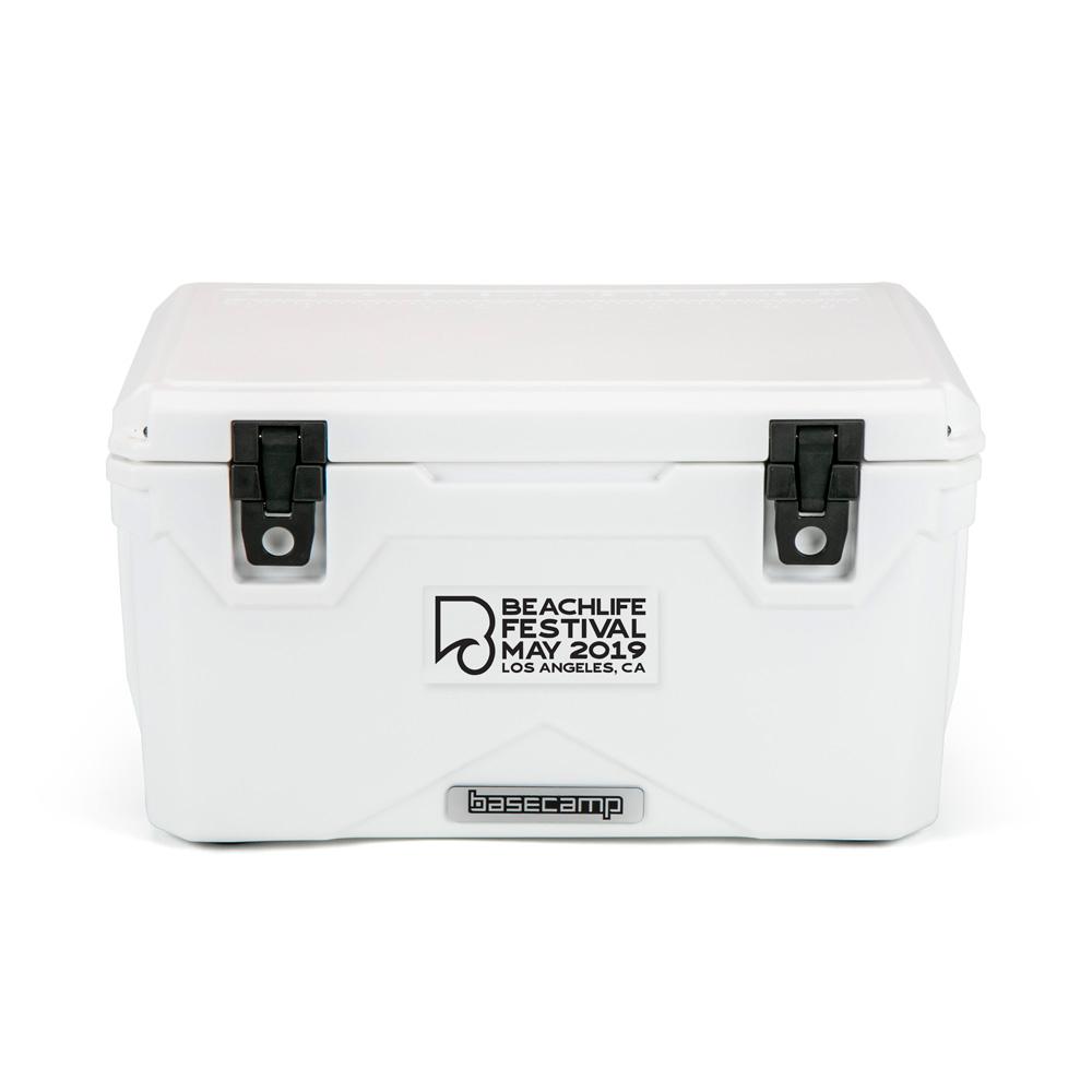 Basecamp Large Ice Block Custom Cooler