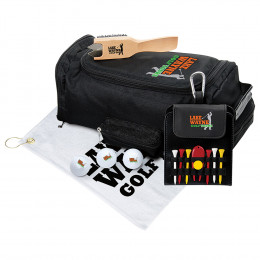 Custom Wilson® Ultra 500 Club House Travel Kit