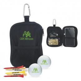 Custom Wilson® Ultra 500 Valuables Pouch Golf Kit