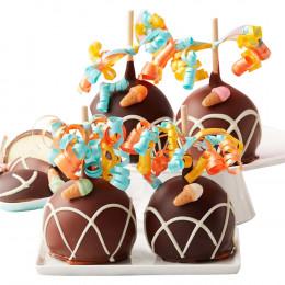 Birthday Bash Petite Caramel Apple