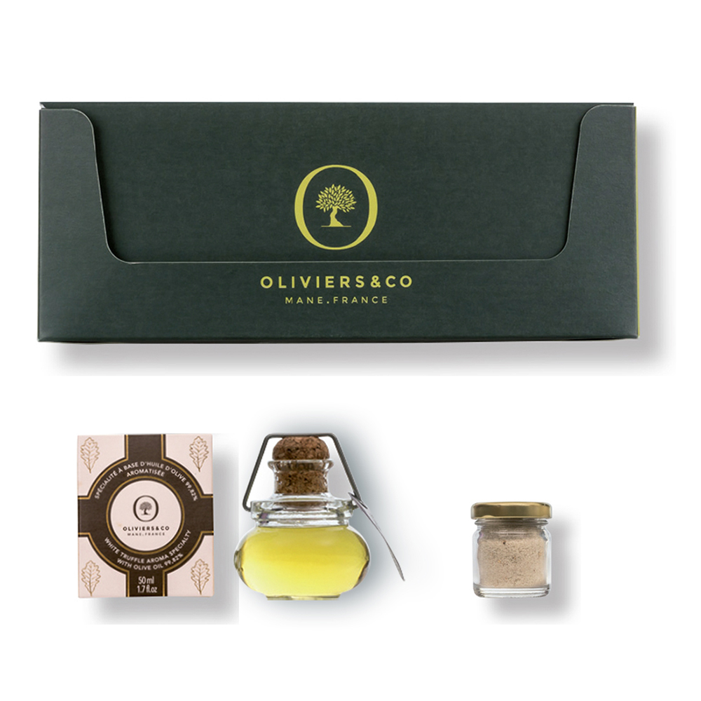 Oliviers and Co Truffle Duo