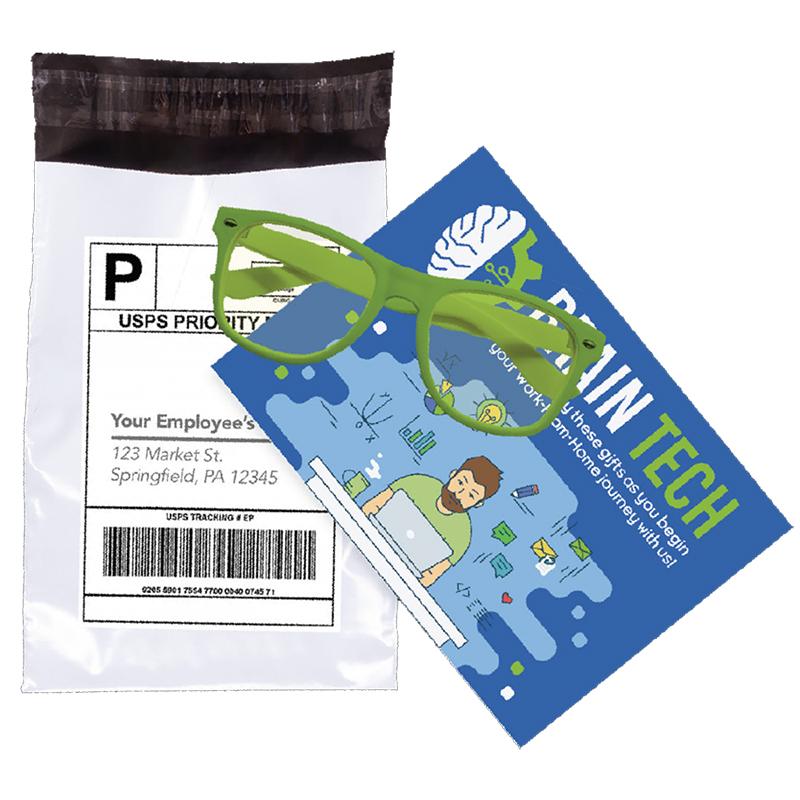 Malibu Blue Lights Mailer Kit