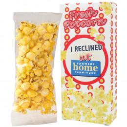 Custom Snack Size Popcorn Box