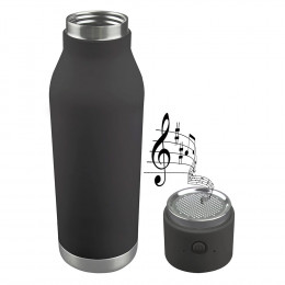 Custom Asobu Wireless Vacuum Insulated Water Bottle