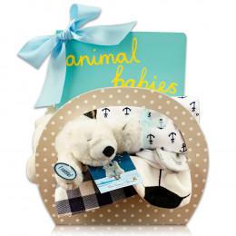 His Nap Time Gift Basket