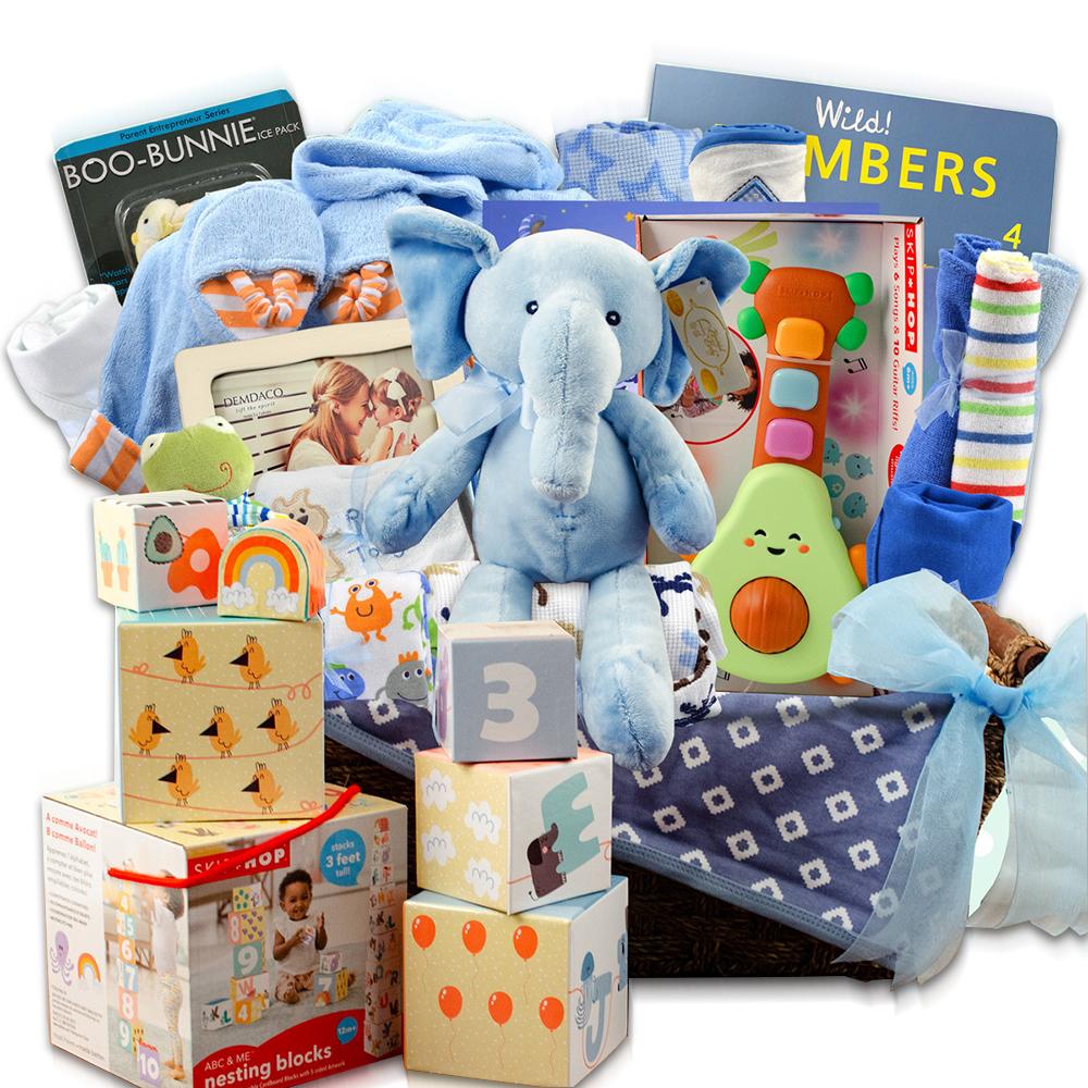 Fabulous Family Boy Gift Basket