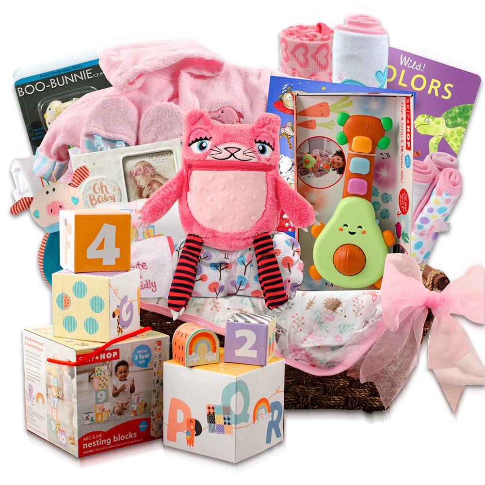 Fabulous Family Girl Gift Basket
