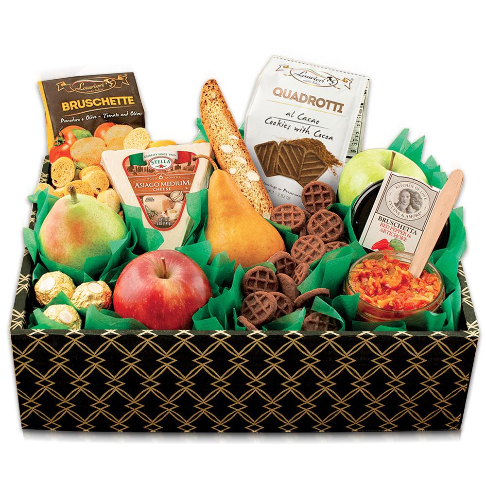 Italian Pride Of The Farm Fruit Gift Box