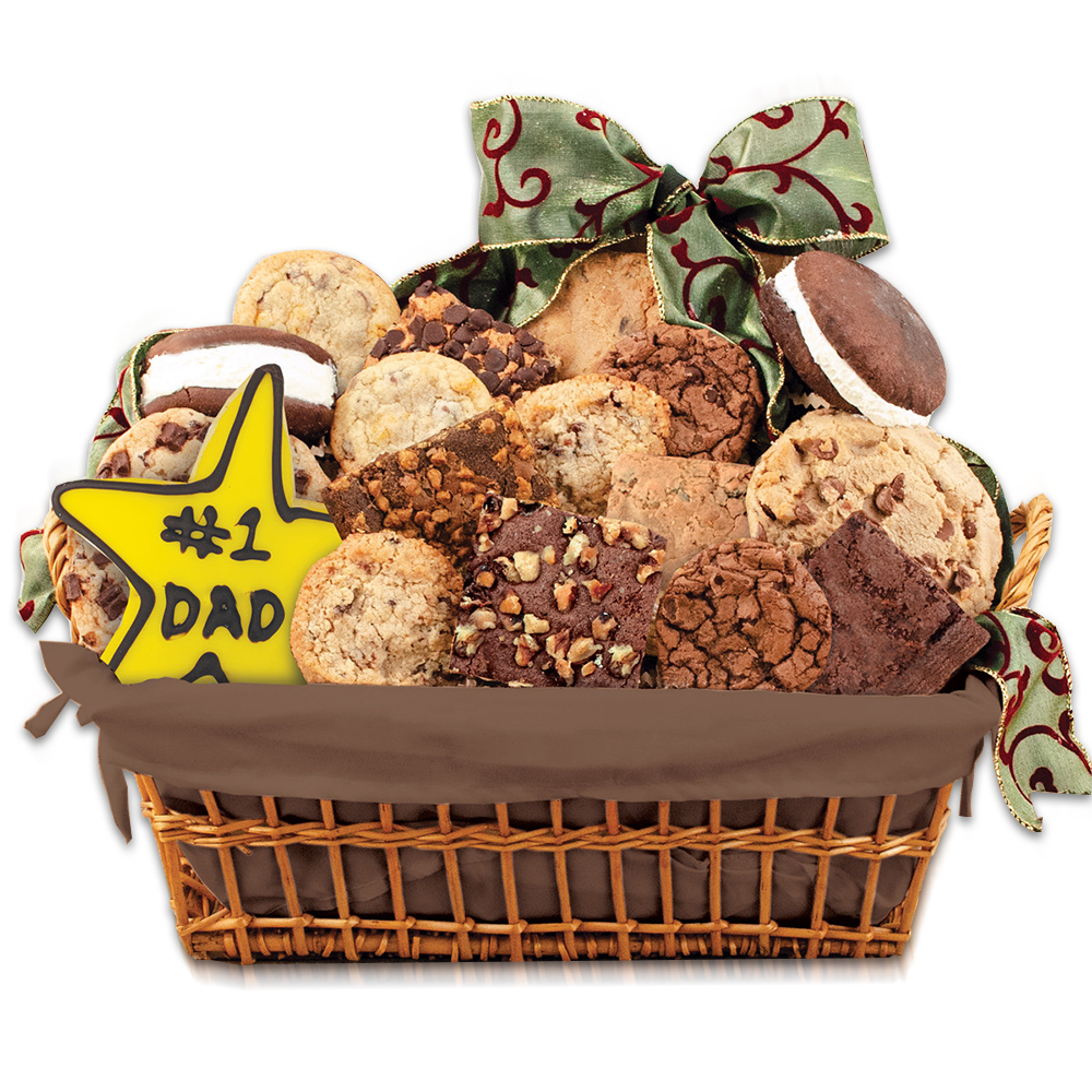 Father's Day Bakery Basket
