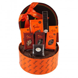 Jacques Torres Chocolate Covered Everything Gift Basket