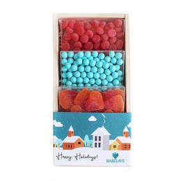 Custom Holiday Candy Box Set