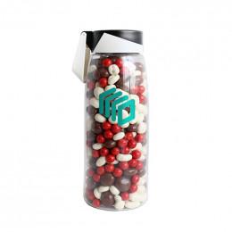 Custom Holiday Chocolate Bottle