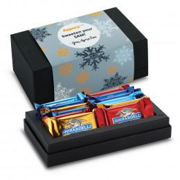 Ghirardelli® Squares Gift Box - 14 pc