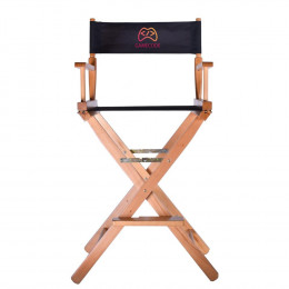Custom Classic Director Chair - High