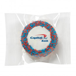 Individually Wrapped Chocolate Covered Oreo® with Sprinkles