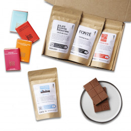 Standard Coffee and Chocolate Tasting Box