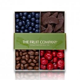 Chocolate Covered Fruit Gift Box