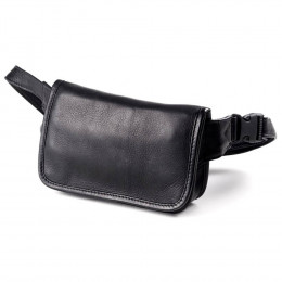 Custom Leather Wallet Waist Pack