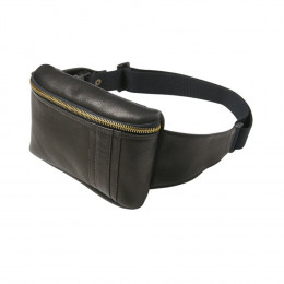 Custom Roadster Leather Waist Pack