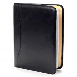 Custom Tuscan Leather Slim Padfolio
