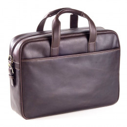 Custom Tuscan Top Handle Briefcase