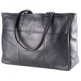 Custom Leather Luggage Tote Bag