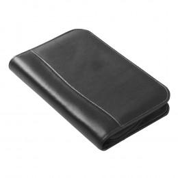Custom Leather Junior Zip Padfolio